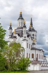 Church of Zechariah and Elizabeth, Tobolsk, Tyumen region, Russia