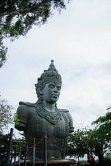 Statues in Garuda Wishnu Kencana Dewi in Bali, Indonesia