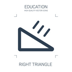 right triangle icon
