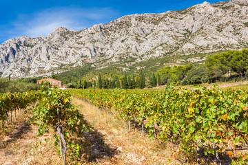 montagne Sainte-Victoire, Provence, France