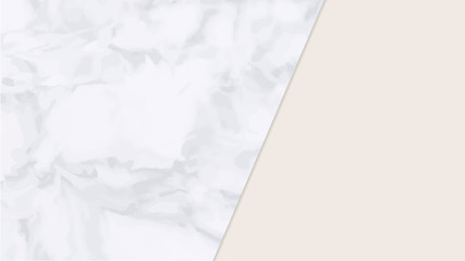 Wall Mural - Marble with luxury texture background ฺฺBrand colors through palette vector illustration