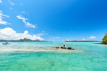 Pointe d'esny beach, mauritius