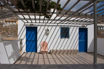 Residential house in Awlona on Karpathos in Greece