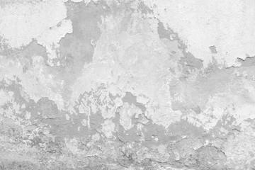 Hintergrund marode Hauswand in hellgrau mit Textfreiraum - Background ailing house wall in light grey with copyspace