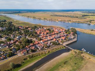 Schnackenburg an der Elbe