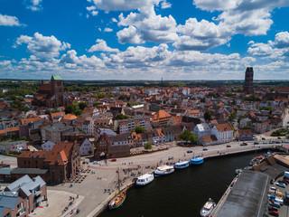 Stadthafen Wismar