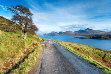 Wall Mural - Loch Na Keal on the Isle of Mull