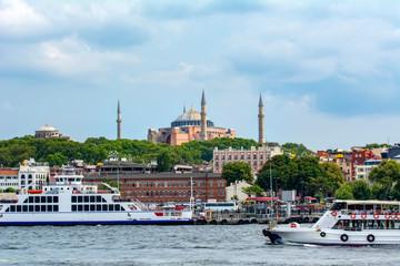 Hagia Sophia Museum, Istanbul Bosphorus