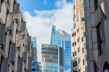 Architecture photography of london