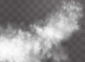 fog or smoke
