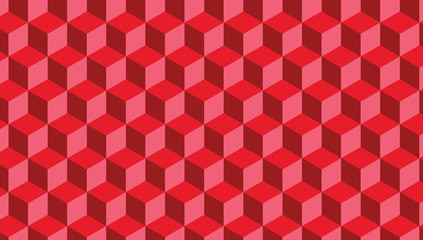 PrintRed abstract texture.Vector background.