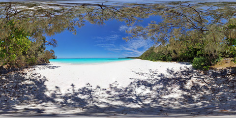 Tropical Beach, Lifou, New Caledonia