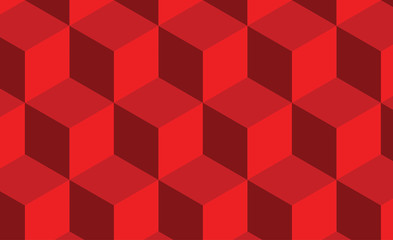 Red abstract texture.Vector background.