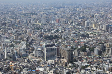 東京都の都市風景(東京都)