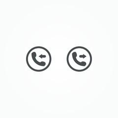 communication icon and logo design