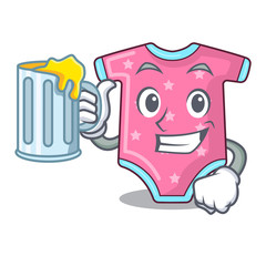 With juice cartoon baby clothes for the newborn