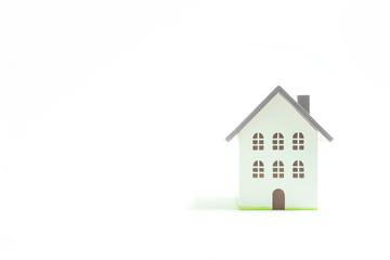 Miniature house Simple pattern ミニチュアの家 シンプルパターン