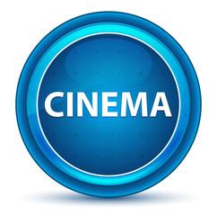 Cinema Eyeball Blue Round Button