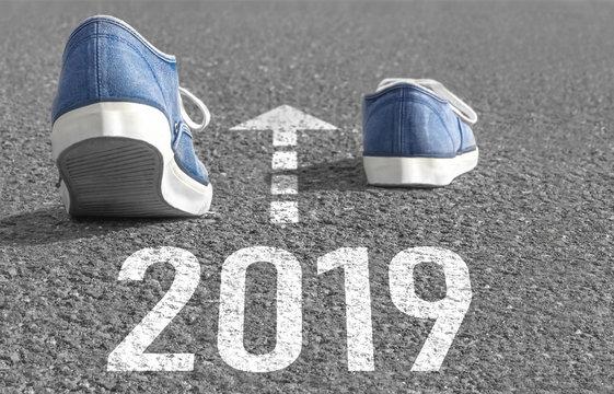 Dein Weg ins Jahr 2019