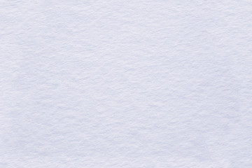 White paper texture like winter background of fresh snow