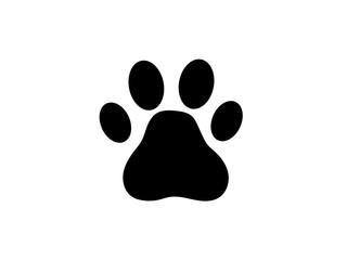 Pet flat icon design isolated on white background. Vector illustration.