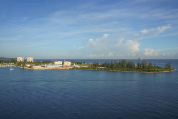 Montego Bay, Jamaica, Harbour, Cruise Ship