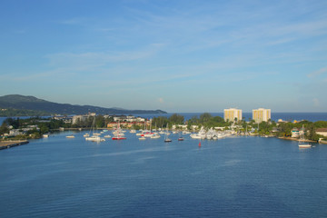 Montego Bay, Jamaica, Harbour