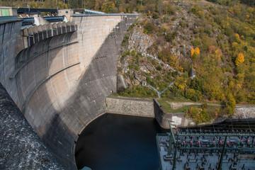 Kraftwerk Stausee Ottenstein