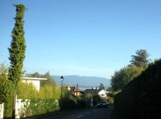 Switzerland. Geneva neighborhoods 2