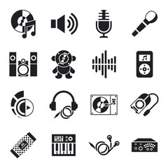 Digital vector sound design and instruments