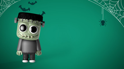 Monstruo Halloween