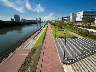 東京都 豊洲ぐるり公園