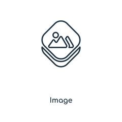 image icon vector