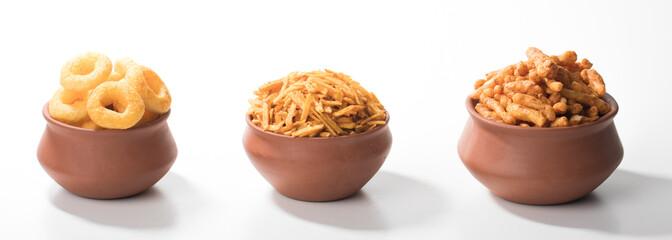 Mix Salty Namkeen Food
