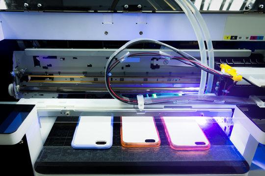 Digital uv printer laser machine for print your smart phone business.