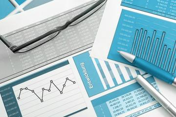 Buchhaltung und Steuerberechnung