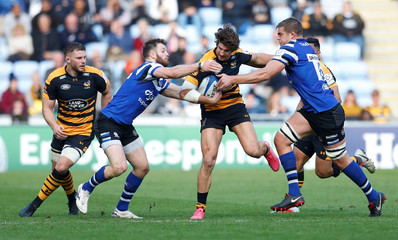 European Rugby Champions Cup - Wasps v Bath Rugby