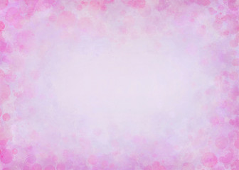 Abstract Watercolour Background - a light and arty background with watercolour paint splashes in attractive colours.
