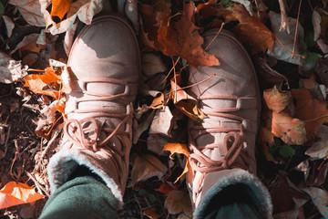 Herbstzauber - Textfreiraum