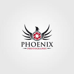 Photography logo - Phoenix Photo Studio.
