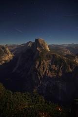 Yosemite Nationalpark Nachts | Berge der Sierra Nevada | Kalifornien