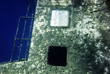 Wreck Zenobia, Cyprus