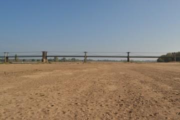 La Loire manque d'eau