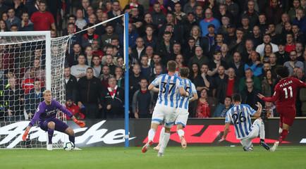 Premier League - Huddersfield Town v Liverpool