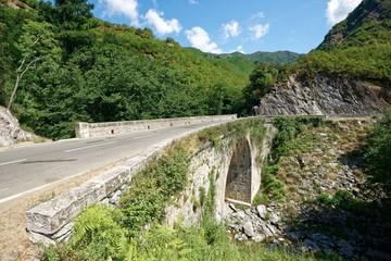 Frankreich - Korsika - Castagniccia - Brücke
