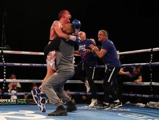Johnny Garton v Gary Corcoran - BBBofC British Welterweight Title