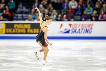 Figure Skating: 2018 Skate America