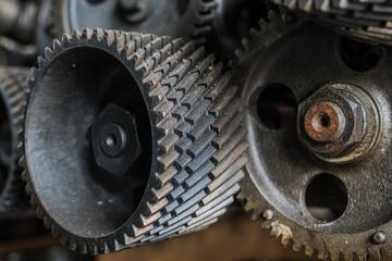 Manufacturing, Metal, Machine Part, Steel, Machine