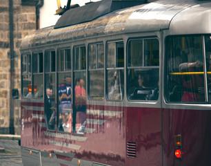 tram in europe