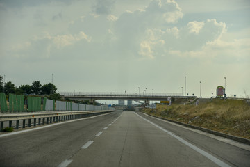 highway by morning
